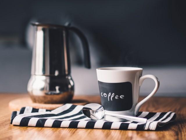 Bewerberkafee - Kaffeetasse