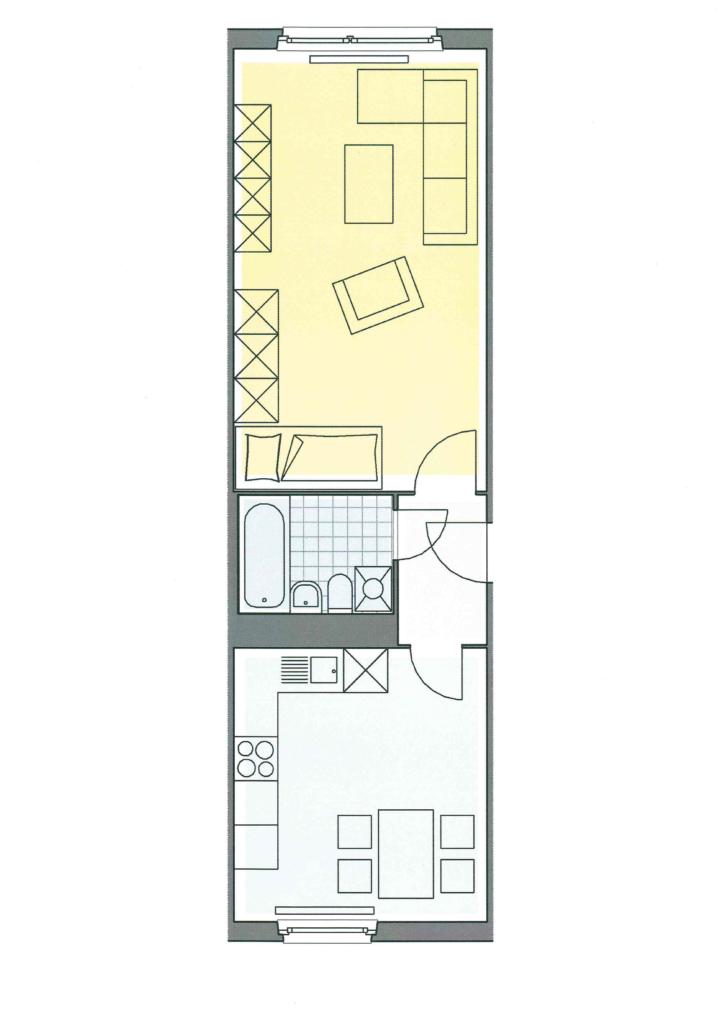 1-Raum-Wohnung-SPI-Thalheim