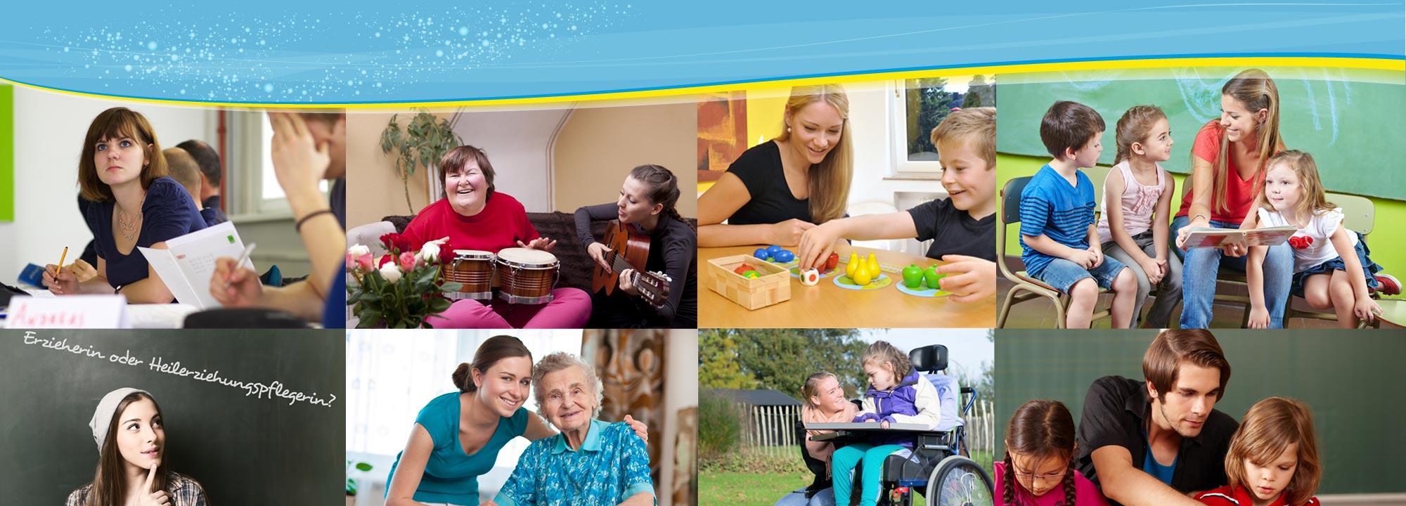 Startseite SPI Thalheim Schule für Sozialwesen